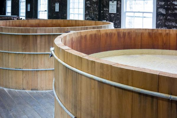 Bourbon Distillery Tour